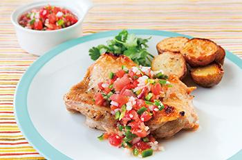 サルサの作り方 , すぐ使える料理の基本